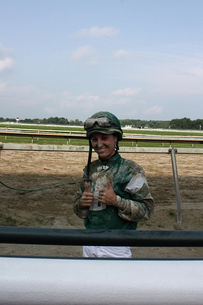 Parx Racing 08/06/11 by Chris Forbes