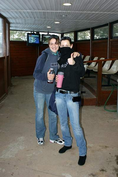 Shannon Uske and Tara Hemmings
