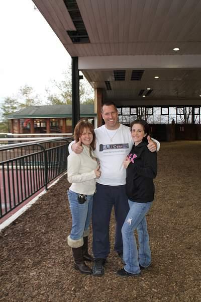 Patti Remedio, me, and Maria Remedio