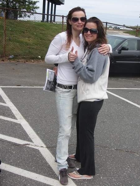 Tara and Maria