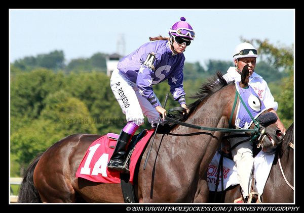 Sept 7, 2013 @ Parx Racing by Chris Forbes