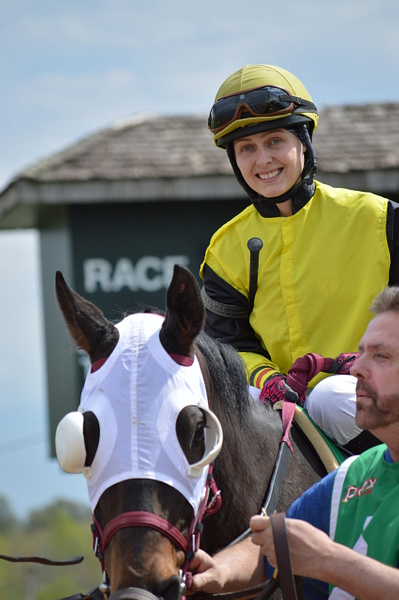 Parx Racing 05/03/14 by Chris Forbes