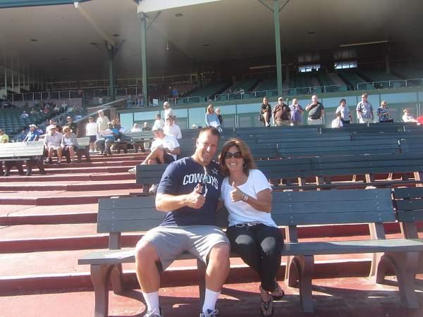 Me and Patti Remedio