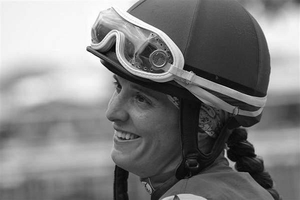 Jockey Maria Remedio