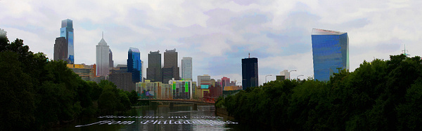 Philly Panoramas 2012_06_17 by Frank Tirrell