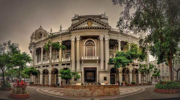 Government house Guayaquil