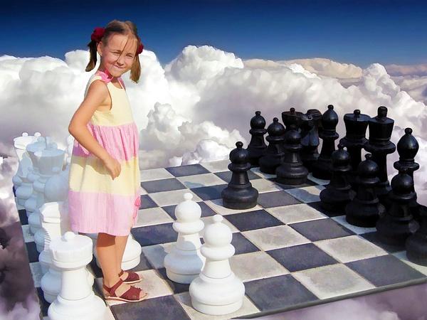 'Alice in Wonderland' by Clarissa