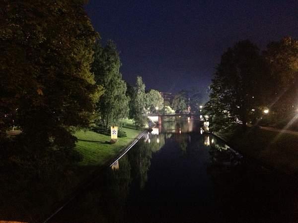 Riga channel