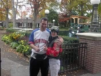 Chris & Maria @ Delaware Park