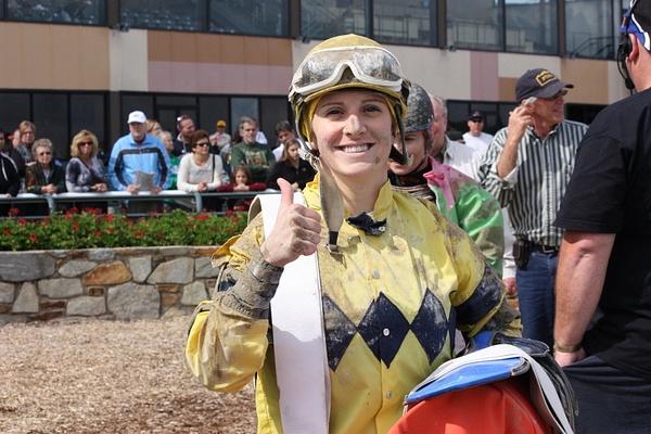 2011 Female Jockey Challenge by Maria Remedio