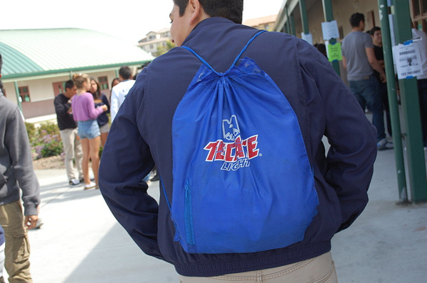 Backpacks by RicardoMoreno