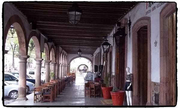 Downtown portal
