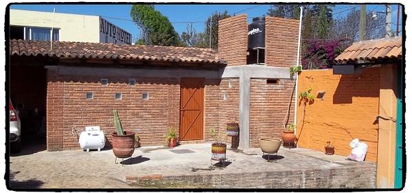 Bakery construction by Felipe Zapata