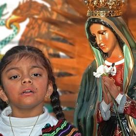 The Dark Virgin - The Virgin of Guadalupe Festival