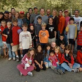 Marquez Camping Trip, 2006