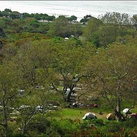 Arroyo Vista - Point Mugu Camping Trip, 2006