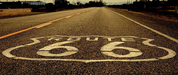 Route 66! by DaveWyman