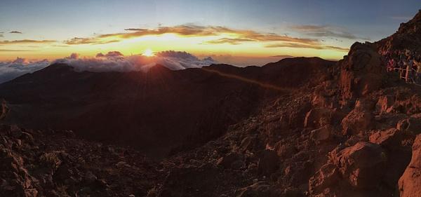 Getting High on Haleakala by DaveWyman by DaveWyman