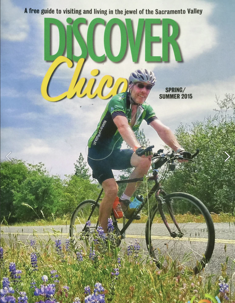 Cover Shot - Discover Chico