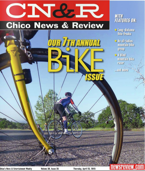 Cover Shot - Chico News & Review