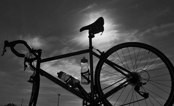 Put the Bikes Away - the Ride is Over