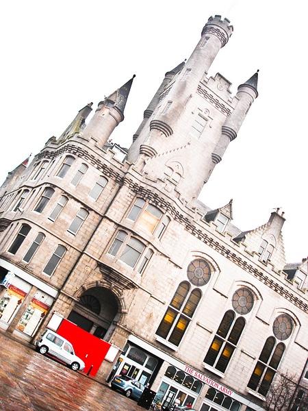 Aberdeen (Scotland) by tander