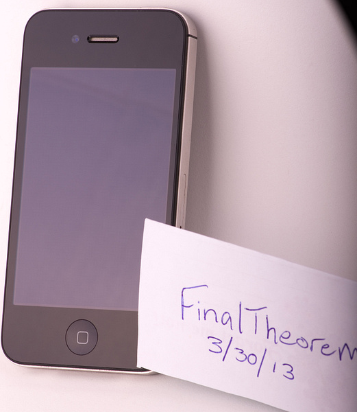 IPhone 4S 64 GB model, Verizon Wireless by CurtisCobb by CurtisCobb