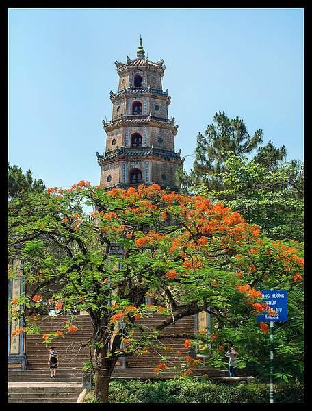 P424055/Thien Mu Pagoda