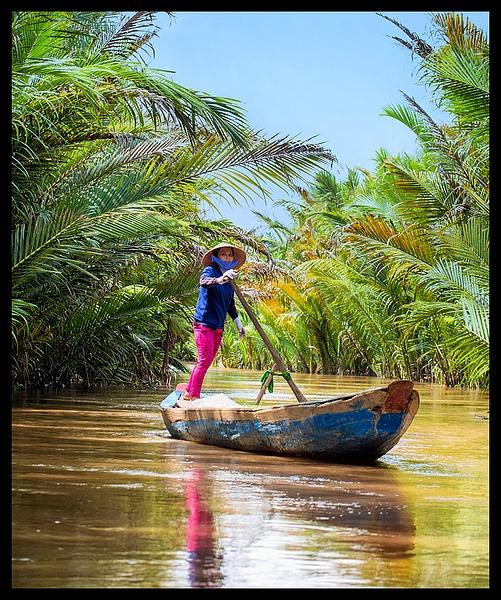 Siagon-Vietnam by JenaAlbazi