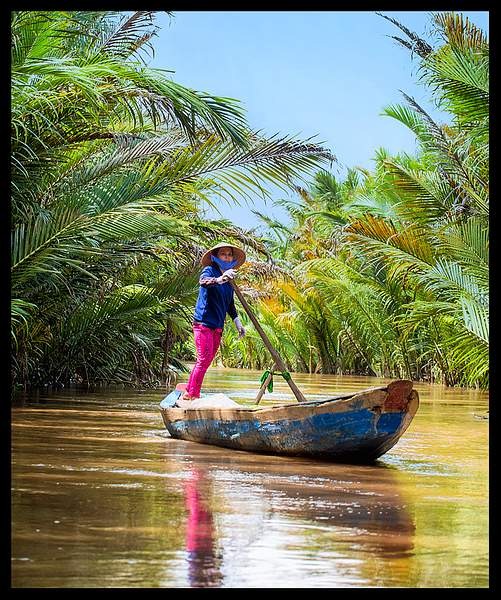 P4281125/ At Mekong Delta