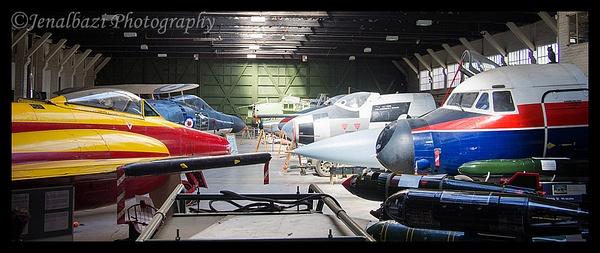 Boscombe Down Aviation by JenaAlbazi