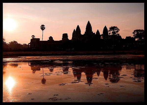 Cambodia by JenaAlbazi