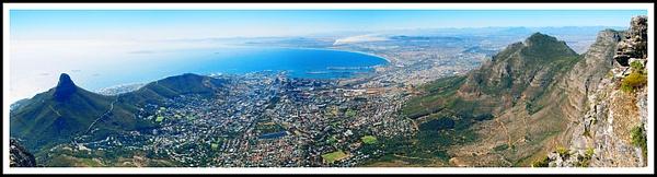 Cape Town by JenaAlbazi