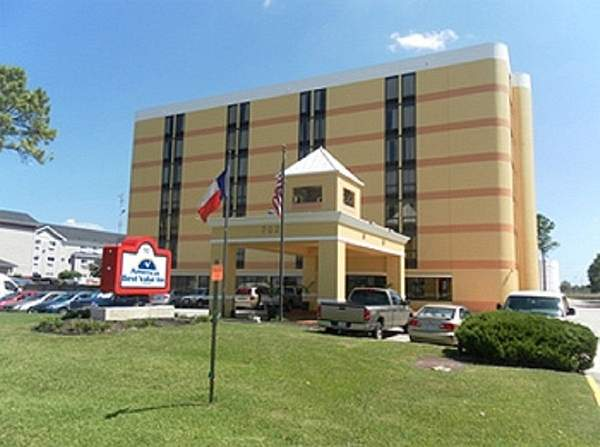 Best value inn houston texas