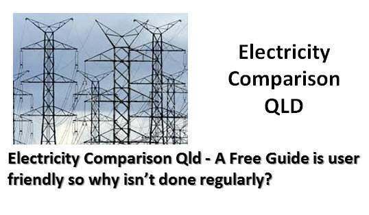 Electricity Comparison Qld