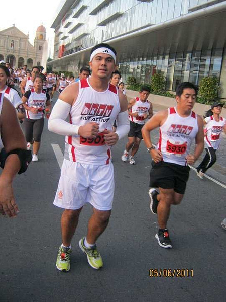 AKTV Live Active Run @ MOA by RatedR1122