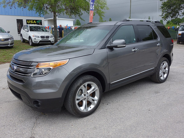 2014 FORD EXPLORER 4WD by USACARS