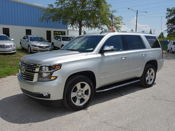 2015 TAHOE LTZ 4WD by USACARS