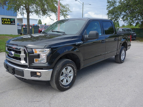 2015 f150 crew by USACARS