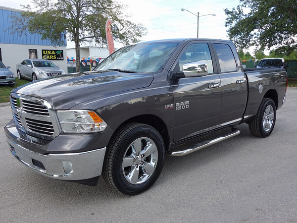 2014 RAM 1500 BH 4WD by USACARS