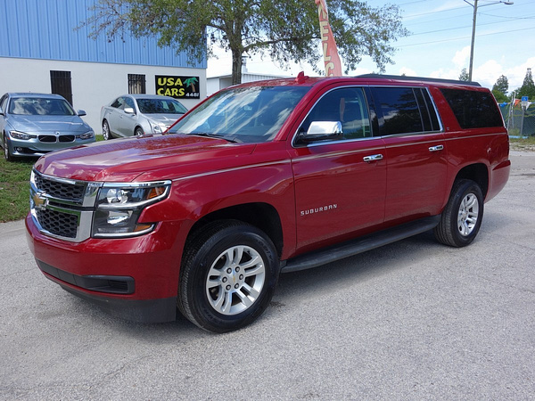 2015 CHEVY SUBURBAN by USACARS