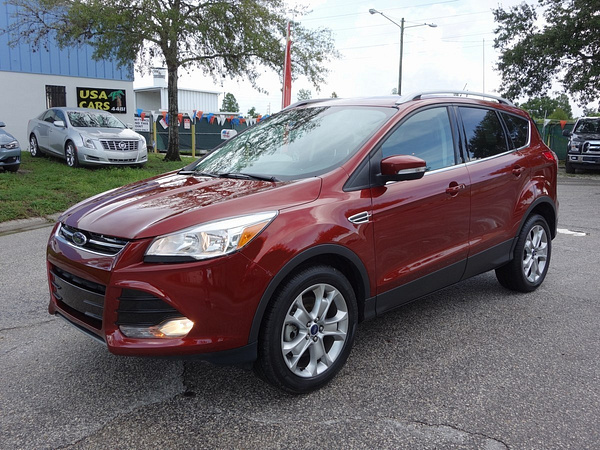 2015 FORD ESCAPE TITA 4WD by USACARS