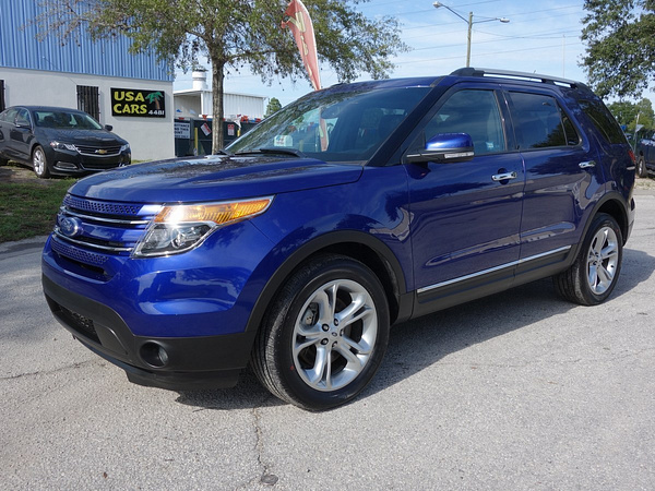 2015 FORD EXPLORER by USACARS