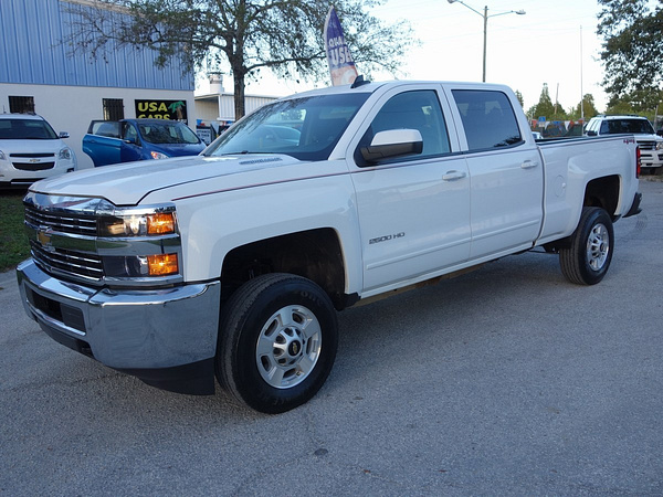 2015 CHEVY SILVERADO by USACARS