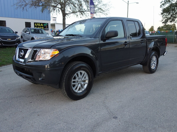 2015 NISSAN FRONTIER by USACARS
