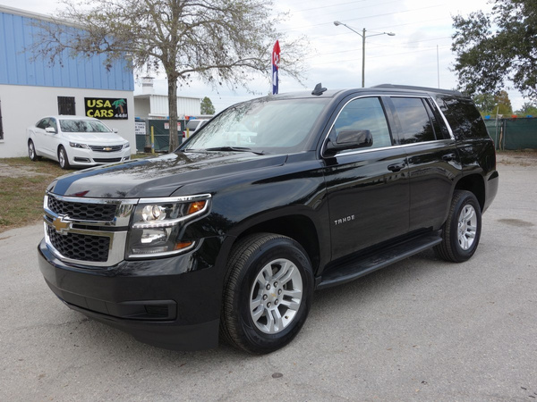 2015 CHEVY TAHOE by USACARS