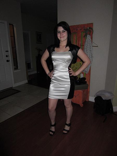 Lyndi's Party Dress by DellHollingsworth