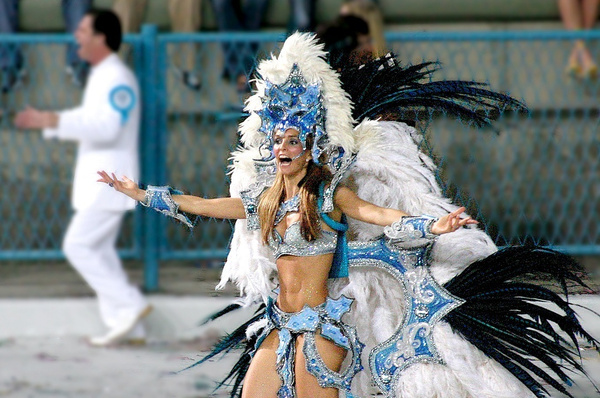 Carnaval in Rio 2005 by SBerzin