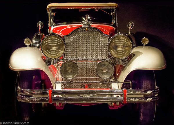 Antique Cars by SBerzin