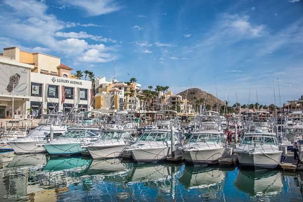Cabo San Lucas - Marina